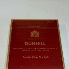 Paquetes de tabaco: PAQUETE DE TABACO DUNHILL. Lote 171407037