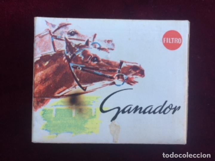 PAQUETE TABACO GANADOR CON FILTRO (Coleccionismo - Objetos para Fumar - Paquetes de tabaco)