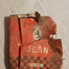Paquetes de tabaco: PAQUETE TABACO MARCA JEAN. Lote 173575873