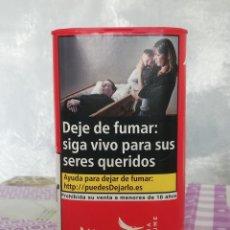 Paquetes de tabaco: BOTE VACÍO DE PICADURA PARA LIAR O ENTUBAR WINSTON - EXTRA VOLUME - . Lote 174169150