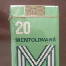 Maços de tabaco: PAQUETE DE TABACO ANTIGUO DE CHECOSLOVAQUIA. Lote 174326952