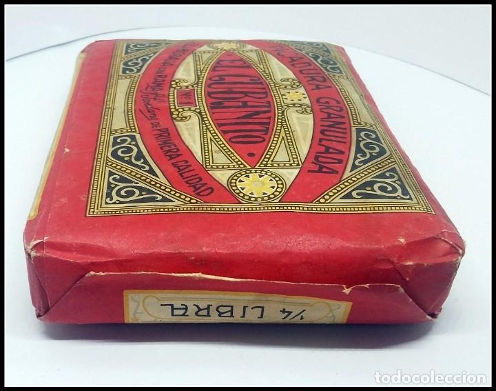 Paquetes de tabaco: TABACO PICADURA GRANULADA EL CUBANITO POVEDANO GIBRALTAR - Foto 3 - 175865649