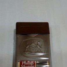 Paquetes de tabaco: PAQUETE DE TABACO PHILIP MORRIS (VACÍO). Lote 176149937