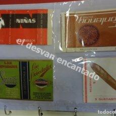 Paquetes de tabaco: INTERESANTE COLECCIÓN DE 379 PAQUETES TABACO DE DIFERENTES ÉPOCAS. VER TODAS LAS FOTOS. Lote 176821633