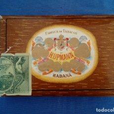 Paquetes de tabaco: PICADURA / PIPE TOBACCO H.UPMANN HABANA (UNA LIBRA). Lote 181778486
