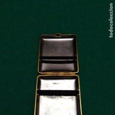 Paquetes de tabaco: PITILLERA ANTIGUA METALICA. Lote 182093512