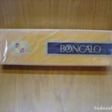 Paquetes de tabaco: ANTIGUO CARTÓN DE TABACO BONCALO. SIN ABRIR. Lote 182109101