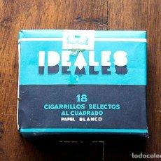 Paquetes de tabaco: IDEALES. Lote 182828015