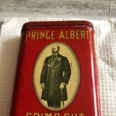 Paquetes de tabaco: BONITA CAJA DE TABACO ANTIGUA. Lote 183074482