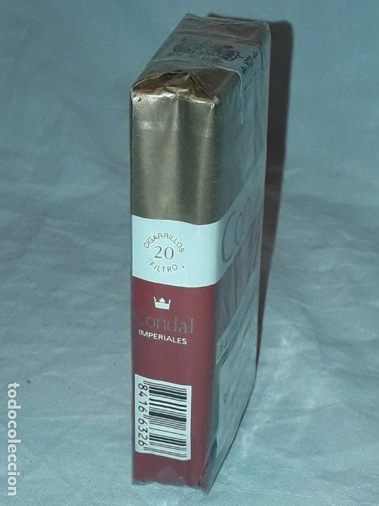 Paquetes de tabaco: Paquete tabaco Condal Imperial Super Filtro sin abrir - Foto 2 - 183344948