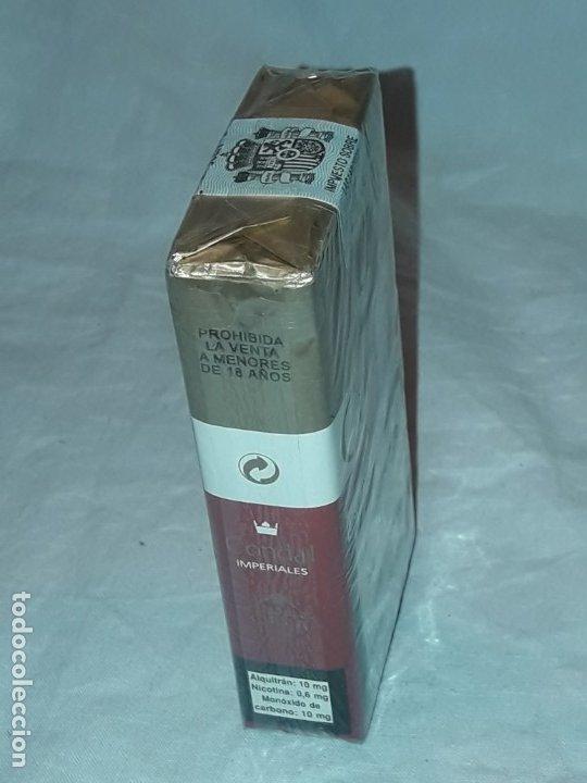 Paquetes de tabaco: Paquete tabaco Condal Imperial Super Filtro sin abrir - Foto 4 - 183344948