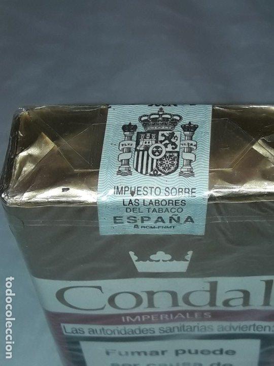 Paquetes de tabaco: Paquete tabaco Condal Imperial Super Filtro sin abrir - Foto 5 - 183344948
