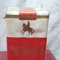 Paquetes de tabaco: PAQUETE / CAJETILLA TABACO BONANZA. Lote 183736828