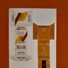 Paquetes de tabaco: PAQUETE TABACO ANTIGUO. Lote 183983395