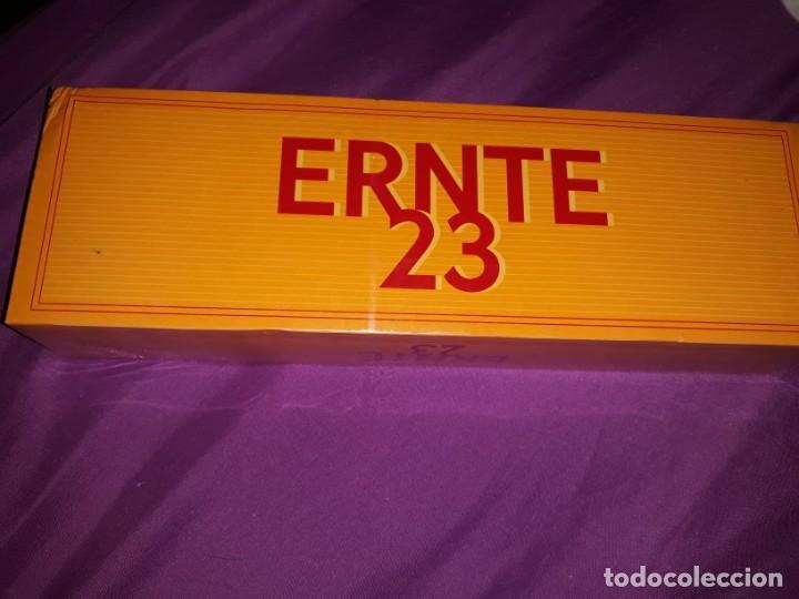 ANTIGUO CARTÓN CON 10 CAJETILLAS CIGARRILLOS ERNTE 23,TABACOS AÑOS 80,SIN USAR,200 CIGARROS (Coleccionismo - Objetos para Fumar - Paquetes de tabaco)