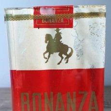 Paquetes de tabaco: PAQUETE TABACO CIGARRILLOS BONANZA FILTRO (PRECINTADO). Lote 186313840