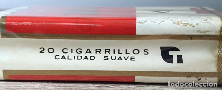 Paquetes de tabaco: PAQUETE TABACO CIGARRILLOS BONANZA FILTRO (PRECINTADO) - Foto 3 - 186313840