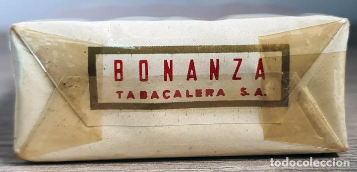 Paquetes de tabaco: PAQUETE TABACO CIGARRILLOS BONANZA FILTRO (PRECINTADO) - Foto 4 - 186313840