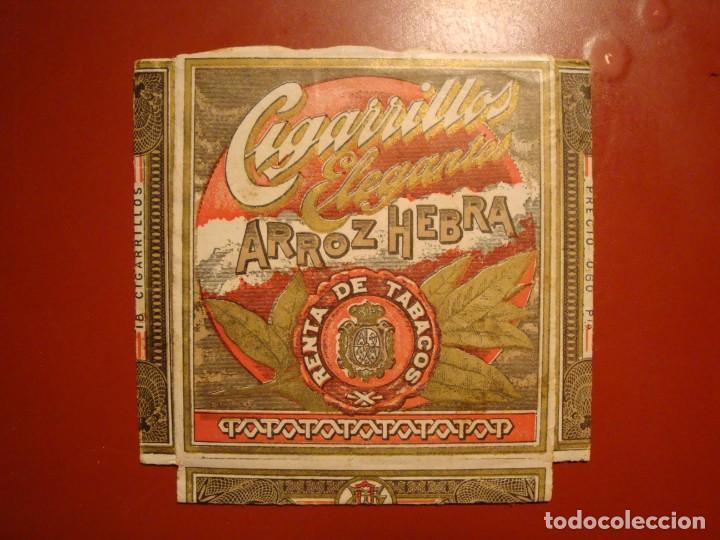 ELEGANTES (Coleccionismo - Objetos para Fumar - Paquetes de tabaco)