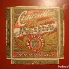 Paquetes de tabaco: ELEGANTES. Lote 187462503