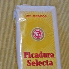 Paquetes de tabaco: PAQUETE PICADURA SELECTA. Lote 187483223
