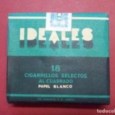 Paquetes de tabaco: PAQUETE , CAJETILLA , TABACO , CIGARRILLOS - IDEALES - AÑOS 70 - SIN ABRIR .. L585. Lote 187491876