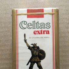 Paquetes de tabaco: PAQUETE TABACO CELTAS LARGOS. Lote 188023321