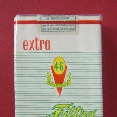 Paquetes de tabaco: PAQUETE, CAJETILLA, TABACO, CIGARRILLOS - 46 EXTRA - AÑOS 70 - SIN ABRIR .. L593. Lote 191058460
