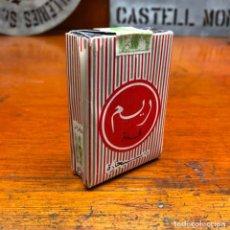 Paquetes de tabaco: ANTIGUO PAQUETE DE TABACO CIGARRILLOS, ARABE, SIN ABRIR.. Lote 192358896