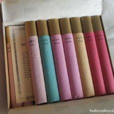 Paquetes de tabaco: ANTIGUA CAJA DE 20 CIGARROS MULTICOLOR NIGHT CLUB. SUIZA. CASI COMPLETA. Lote 193848867