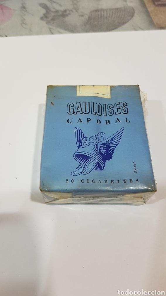 Paquetes de tabaco: PAQUETE DE TABACO GAULOISES - Foto 2 - 194217457