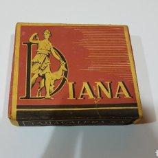 Paquetes de tabaco: PAQUETE DE TABACO DIANA. Lote 194221425