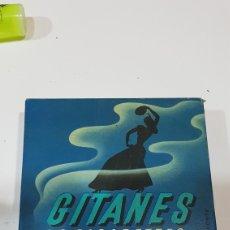 Paquetes de tabaco: PAQUETE DE TABACO GITANES. Lote 194222571