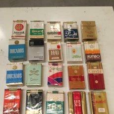 Paquetes de tabaco: PAQUETE DE TABACO CLASICOS AÑOS 70 SIN ABRIR. Lote 194359931