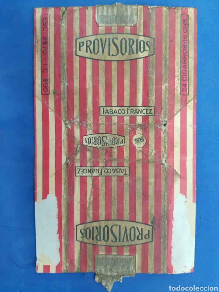 Paquetes de tabaco: Lote 8 envoltorios de Tabaco surtidos - Foto 6 - 194616211