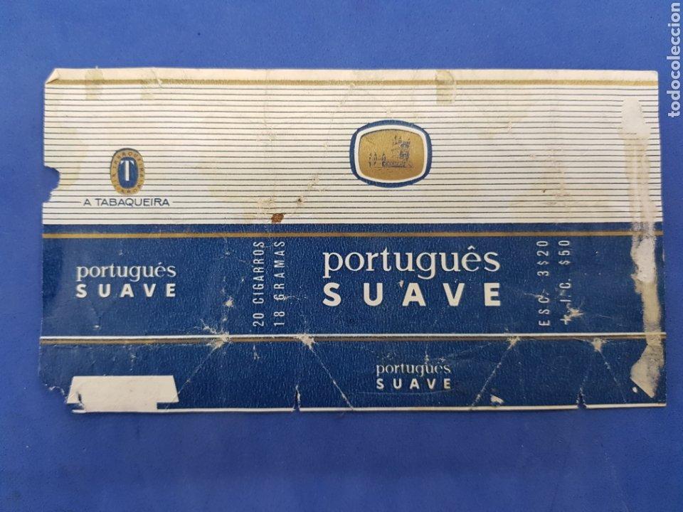 Paquetes de tabaco: Lote 8 envoltorios de Tabaco surtidos - Foto 7 - 194616211