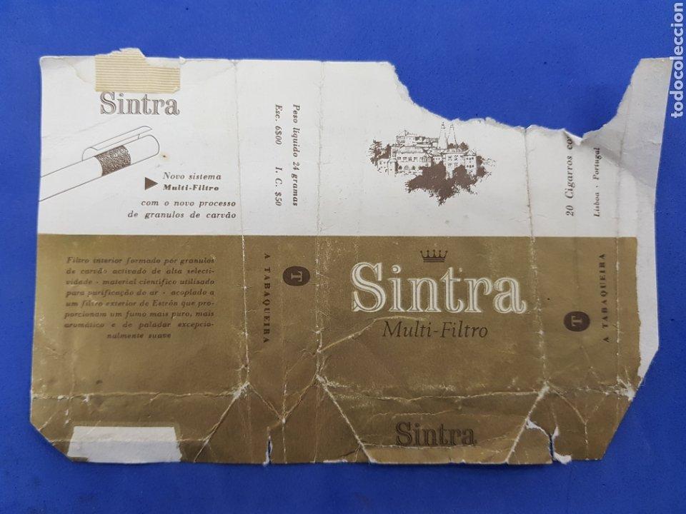 Paquetes de tabaco: Lote 8 envoltorios de Tabaco surtidos - Foto 8 - 194616211