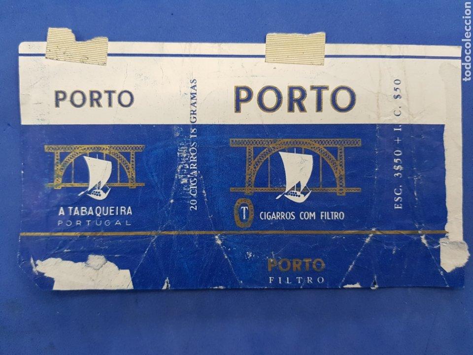Paquetes de tabaco: Lote 8 envoltorios de Tabaco surtidos - Foto 9 - 194616211