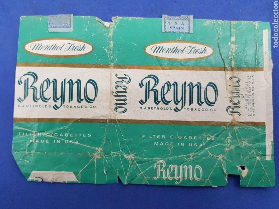 Paquetes de tabaco: Lote 6 envoltorios de Tabaco surtidos - Foto 3 - 194616902