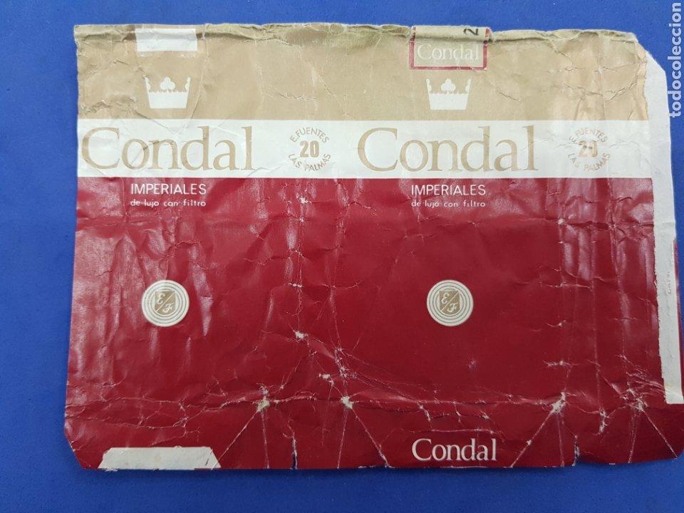 Paquetes de tabaco: Lote 6 envoltorios de Tabaco surtidos - Foto 4 - 194616902
