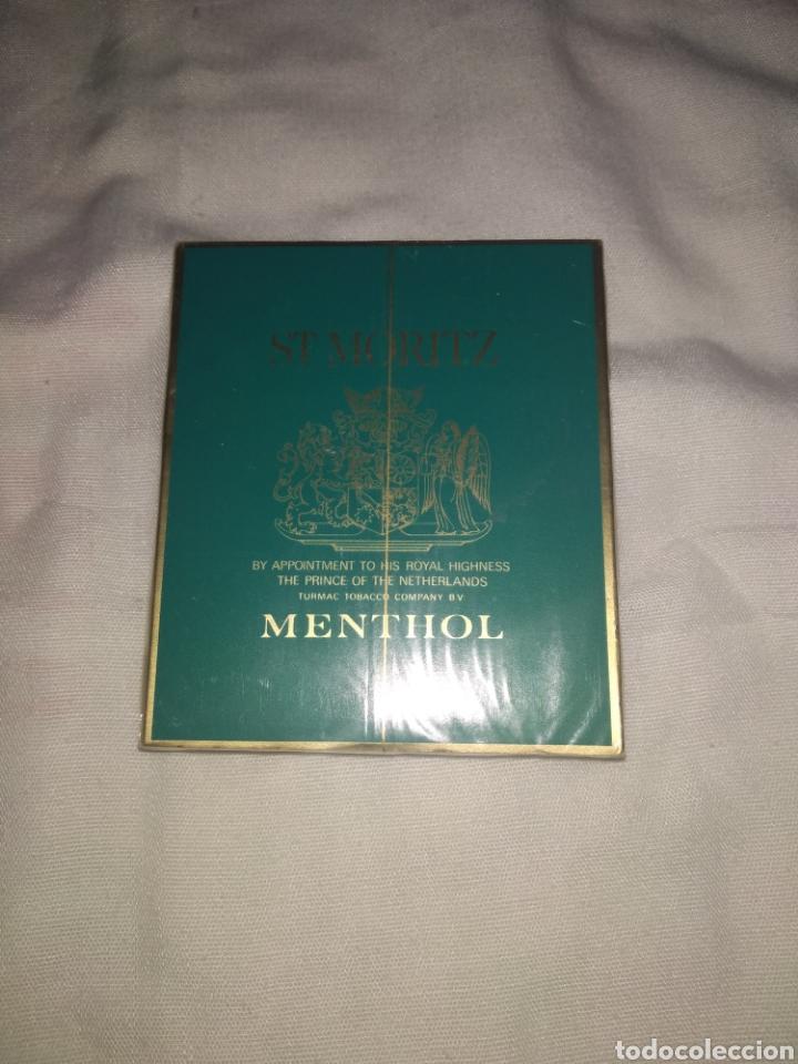 Paquetes de tabaco: Caja de tabaco st moritz - Foto 2 - 195239063