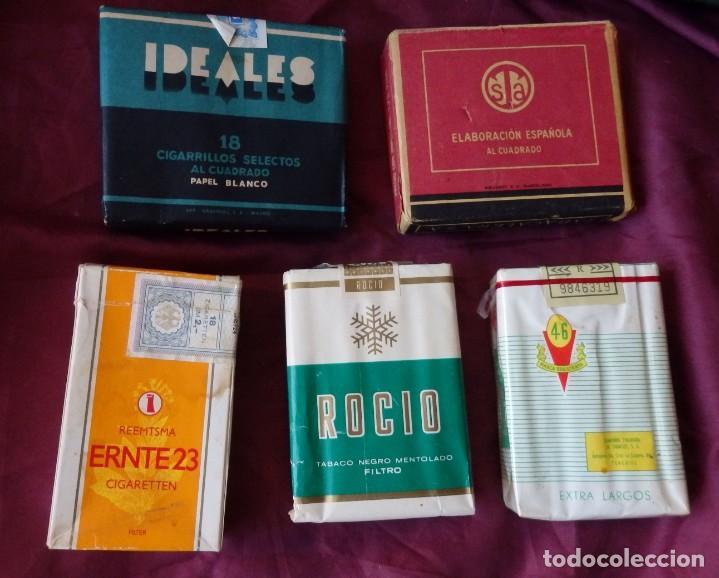 Paquetes de tabaco: 5 PAQUETE DE TABACO IDEALES, DIANA, 46, ROCIO - Foto 2 - 195253088