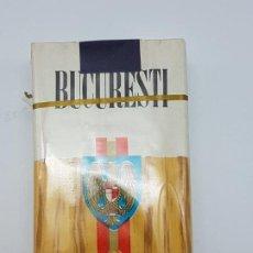 Paquetes de tabaco: PAQUETE TABACO PRECINTADO BUCURESTI. Lote 195451218