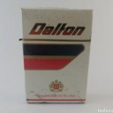Paquetes de tabaco: PAQUETE TABACO DALTON MEXICO CIGARRILLOS LLENO PRECINTADO.. Lote 195492255