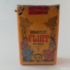 Paquetes de tabaco: PAQUETE TABACO FLIRT AUSTRIA CIGARRILLOS PRECINTADO LLENO.. Lote 195533260
