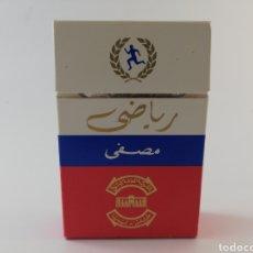 Paquetes de tabaco: PAQUETE DE TABACO ARABE CIGARRILLOS ABIERTO.. Lote 195536983