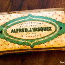 Maços de tabaco: ANTIGUO PAQUETE DE PICADURA DE TABACO, MONTECRISTO. Lote 196947200