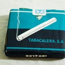 Maços de tabaco: ANTIGUO PAQUETE DE PICADURA DE TABACO, IDEALES, PRECINTADO. Lote 196947236