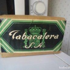 Paquetes de tabaco: VIEJO PAQUETE DE TABACO DE LOS ULTIMOS CON ESTE FORMATO FINALES AÑOS 70. Lote 197741531