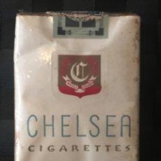 Paquetes de tabaco: PAQUEE DE CIGARRILLOS CIGARETTES CHELSEA. Lote 197932437